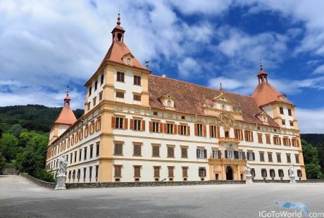 Eggenberg дворец (Грац)