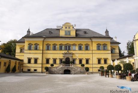 Wasserspiele Hellbrunn